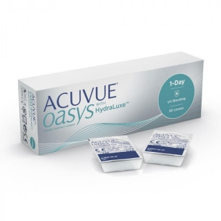 Контактные линзы 1-DAY ACUVUE® Oasys with HydraLuxe (30 бл/уп)