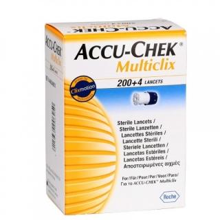 Ланцеты Accu-Chek MultiClix №204