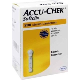 Ланцеты Accu-Chek Softclix №200