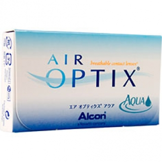 Контактные линзы AIR OPTIX AQUA (Сняты с пр-ва)