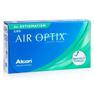 Контактные линзы AIR OPTIX for ASTIGMATISM (3+1) АКЦИЯ