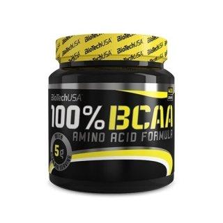 Аминокислоты BT 100% BCAA 400гр