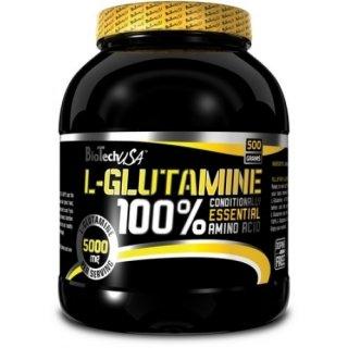 Аминокислоты BT 100% L-GLUTAMINE 500гр