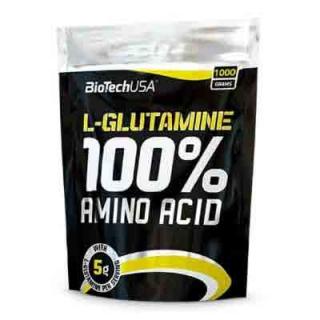 Аминокислоты BT 100% L-GLUTAMINE пакет 1кг