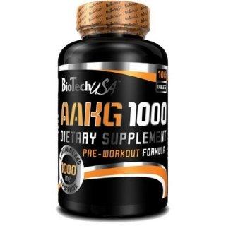 Аминокислоты BT AAKG 1000мг 100 таблеток