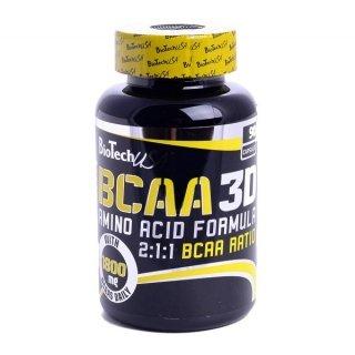 Аминокислоты BT BCAA 3D 90 капсул