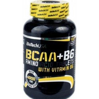 Аминокислоты BT BCAA+B6 340 таблеток