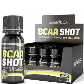 Аминокислоты BT BCAA Shot 60млх20шт