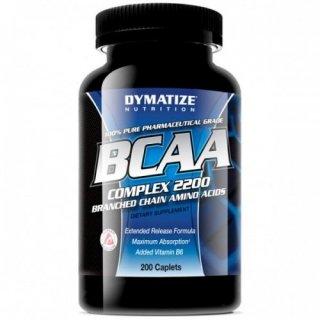 Аминокислоты DM BCAA 400 таблеток