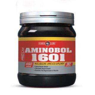 Аминокислоты FL Aminobol 1601 450 таблеток