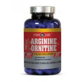 Аминокислоты FL L-Arginin+L-Ornithin 180 капсул