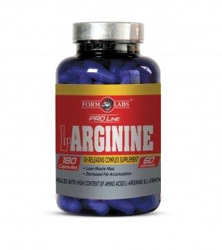 Аминокислоты FL L-Arginin 180 капсул