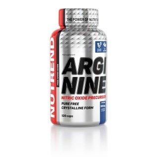 Аминокислоты NUTREND Arginine 120 капсул