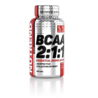 Аминокислоты NUTREND BCAA 2:1:1 tabs 150 таблеток