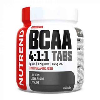 Аминокислоты NUTREND BCAA 4:1:1 Tabs 100 таблеток