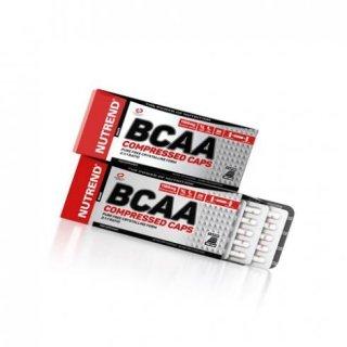 Аминокислоты NUTREND BCAA Compressed Caps 120 капсул