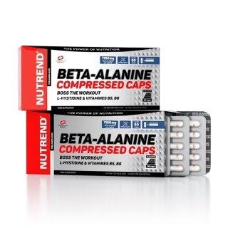Аминокислоты NUTREND Beta-Alanine Compressed Caps 90 капсул