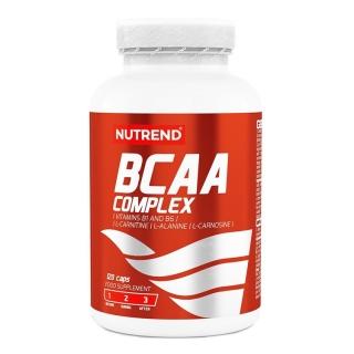Аминокислоты NUTREND BCAA Complex (Enduro BCAA) 120 капсул