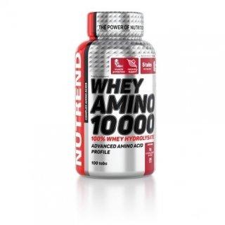 Аминокислоты NUTREND Whey Amino 10000 300 таблеток