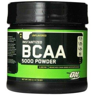 Аминокислоты ON INSTANTIZED BCAA 5000 POWDER 345гр