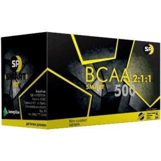 Аминокислоты Smart Pit BCAA 500 60 таблеток