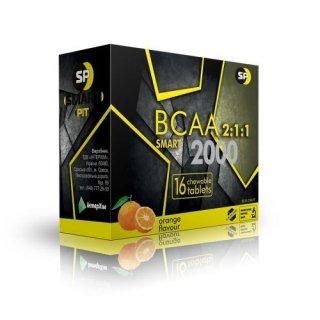 Аминокислоты Smart Pit BCAA 2000 16 таблеток