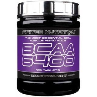 Аминокислоты SN BCAA 6400 375 таблеток