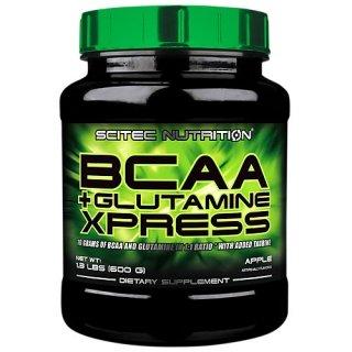 Аминокислоты SN BCAA+Glutamine Xpress 600гр