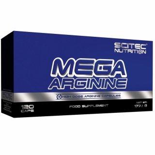 Аминокислоты SN Mega Arginine 120 капсул