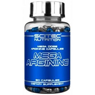 Аминокислоты SN Mega Arginine 140 капсул