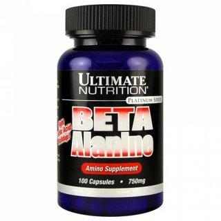 Аминокислоты UltN Beta Alanine 100 капсул