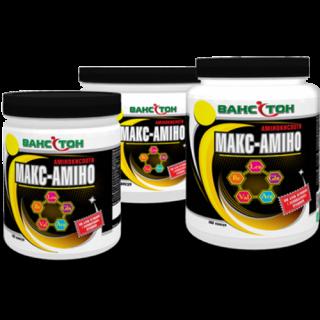 Аминокислоты Ванситон МАКС-АМИНО 300 капсул