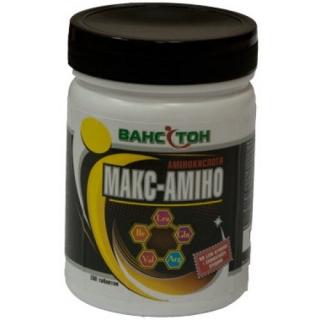 Аминокислоты Ванситон МАКС-АМИНО 150 таблеток
