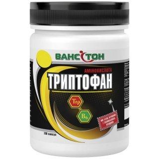 Аминокислоты Ванситон ТРИПТОФАН 60 капсул