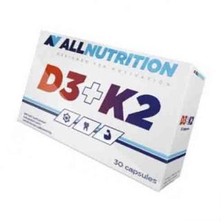 AN Vit D3+K2 30 капсул