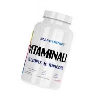 AN VitaminALL Vitamins&Minerals 120 капсул
