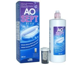 Раствор для линз AOSEPT PLUS HydraGlade 360 ml