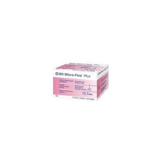Иглы для шприц-ручек BD Micro-Fine+ 12,7мм - 100шт