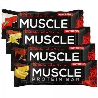 Белковый батончик NUTREND Muscle Protein bar 55гр