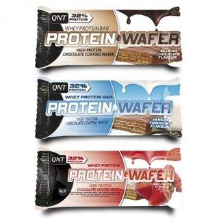 Белковый батончик QNT Protein Wafer 12х35гр
