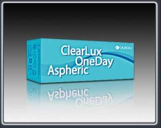 Контактные линзы CLEARLUX ONE DAY ASPHERIC (30шт)