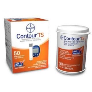 Тест-полоски CONTOUR (Контур) TS - 50 шт