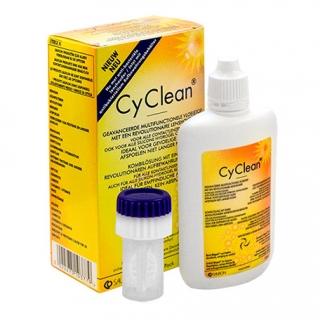 Раствор для линз CYCLEAN 100мл