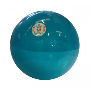 Динамический медицинский мяч ДИНА 1,5кг