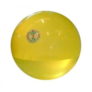 Динамический медицинский мяч ДИНА 2кг