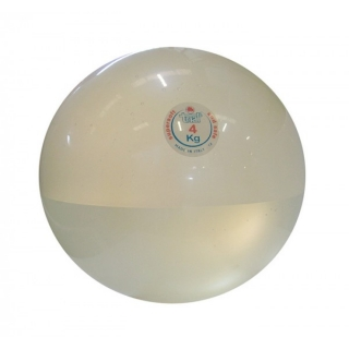 Динамический медицинский мяч ДИНА 4кг
