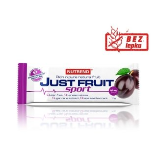 Энергетический батончик NUTREND Just fruit sport