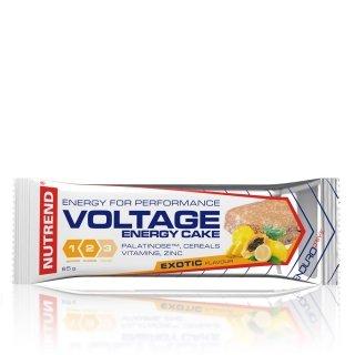 Энергетический батончик NUTREND Voltage Energy cake