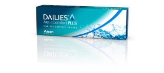 Контактные линзы FOCUS DAILIES AQUA COMFORT PLUS (30шт)
