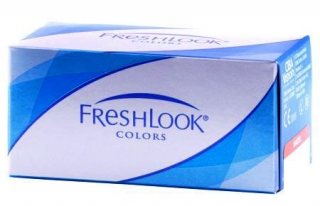 Контактные линзы FRESHLOOK COMFORT COLORS